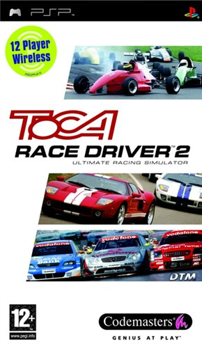 TOCA Race Driver 2: The Ultimate Racing Simulator [RUS] [FULL]