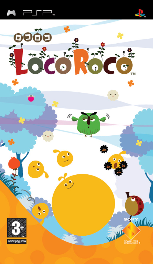 LocoRoco [Rus]