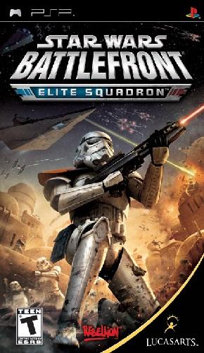 Starwars BattleFront Elite Squadron [ENG] [DEMO]