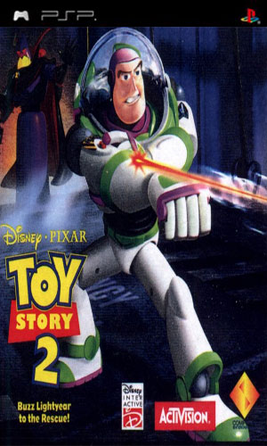 Toy Story 2 Psx Psp Eboot