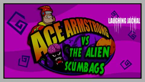 Ace Armstrong vs. the Alien Scumbags (MINIS) [Eng]