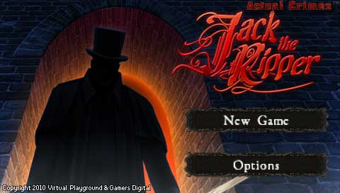 Actual Crimes Jack The Ripper (MINIS) [Eng]