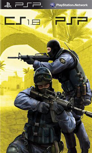 Counter Strike PSP v 1.8.1 [Eng]