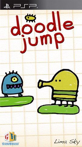 Doodle Jump v1.3 (HomeBrew) [Eng]
