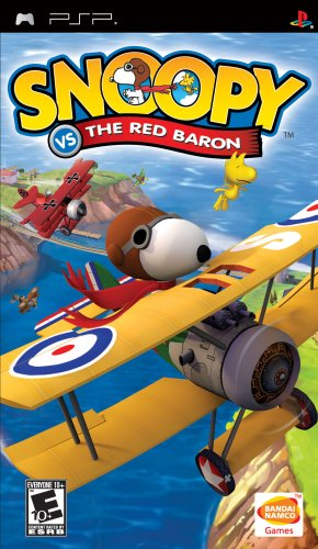 Snoopy vs The Red Baron [Rus]