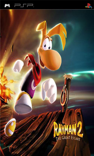 Rayman 2: The Great Escape [Rus] [PSX]