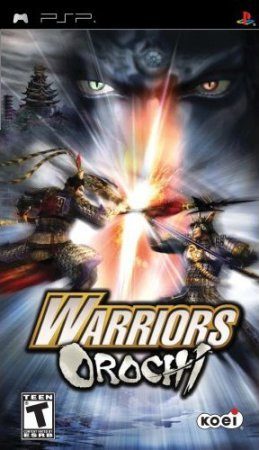 Warriors Orochi [Eng]
