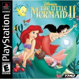 The Little Mermaid 2 [Rus][PSX]